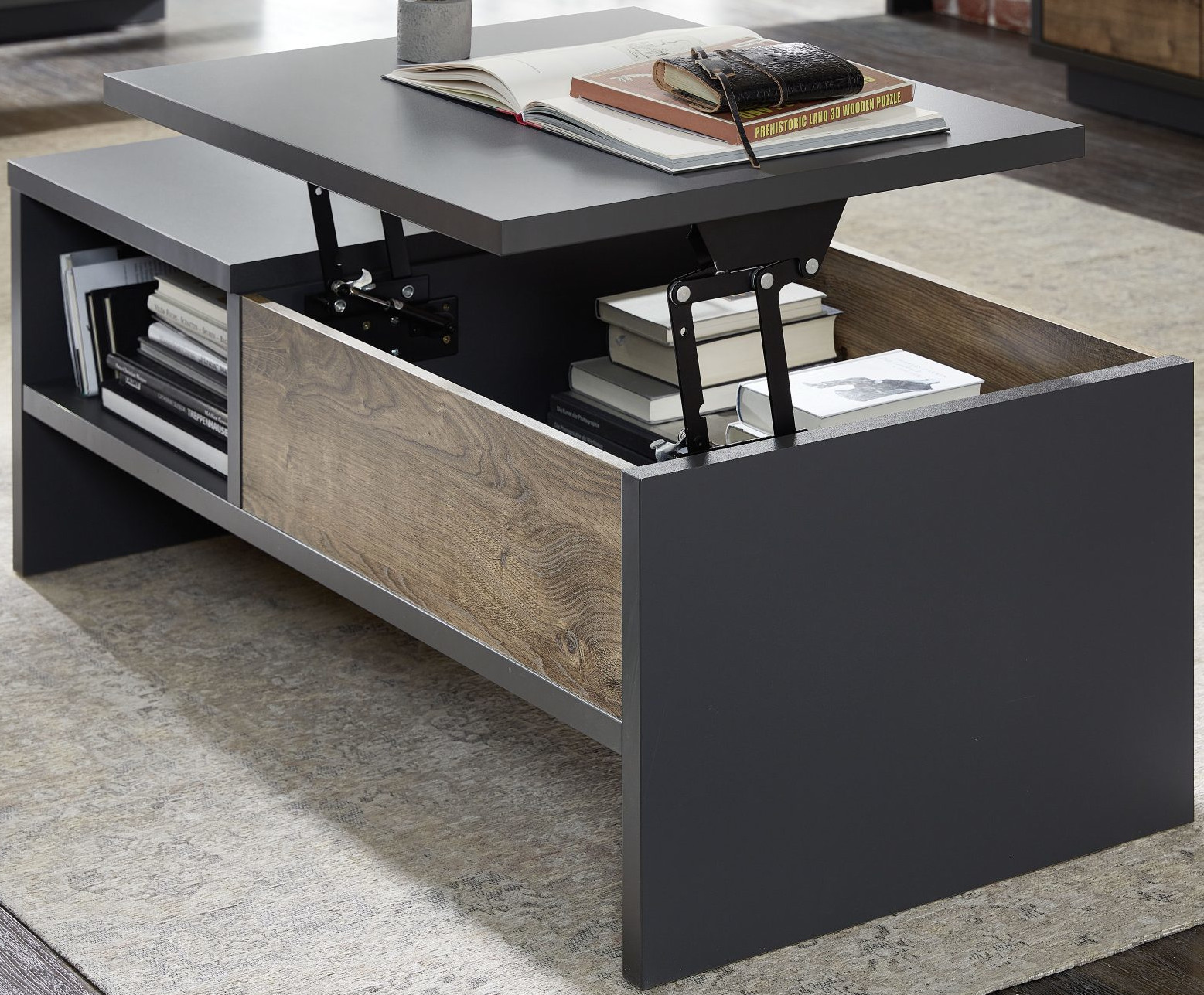 Salontafel - 120 CM<br><strong>+ € 10,00</strong>